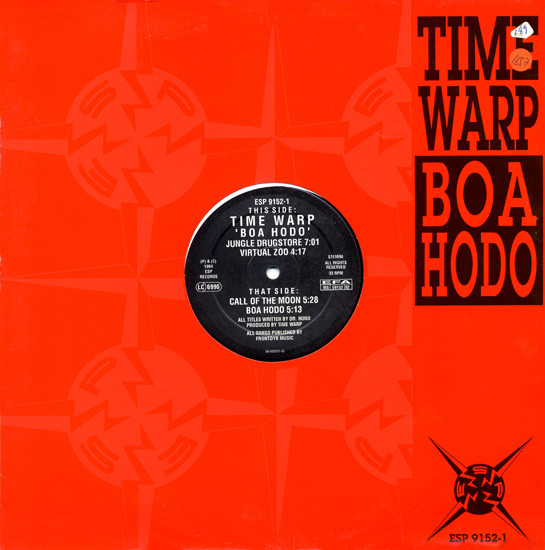 Time Warp – Boa Hodo (ESP Records)