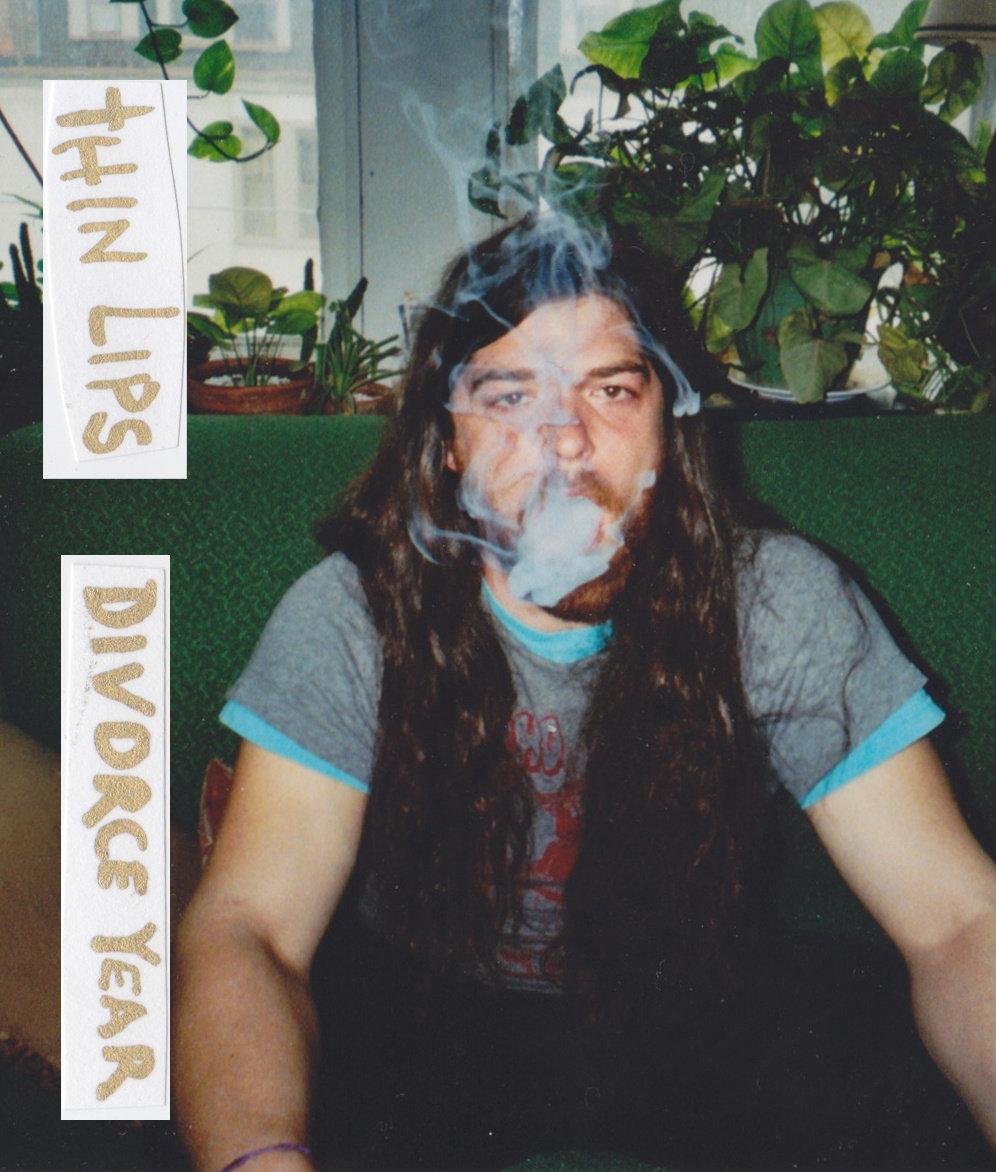 Thin Lips - Divorce Year EP Tape