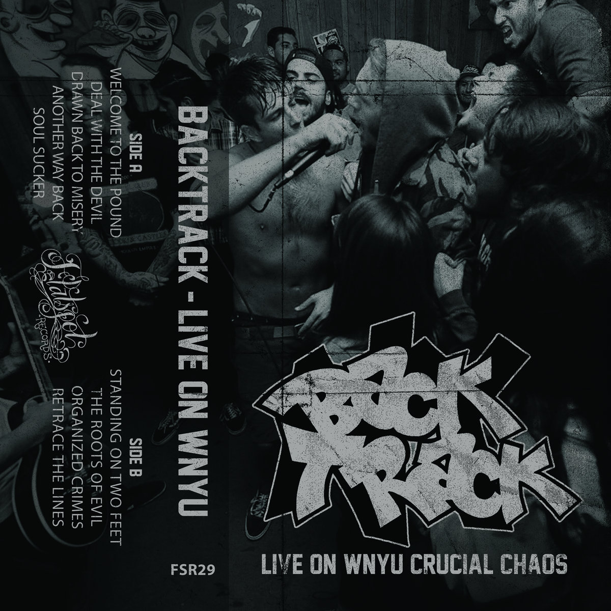 Backtrack - Live On WNYU Crucial Chaos Tape