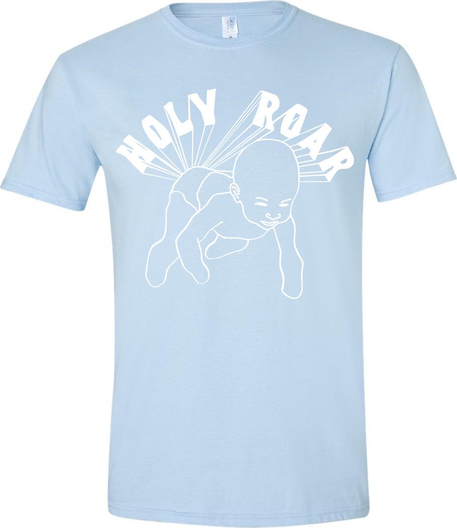 Holy Roar logo shirt