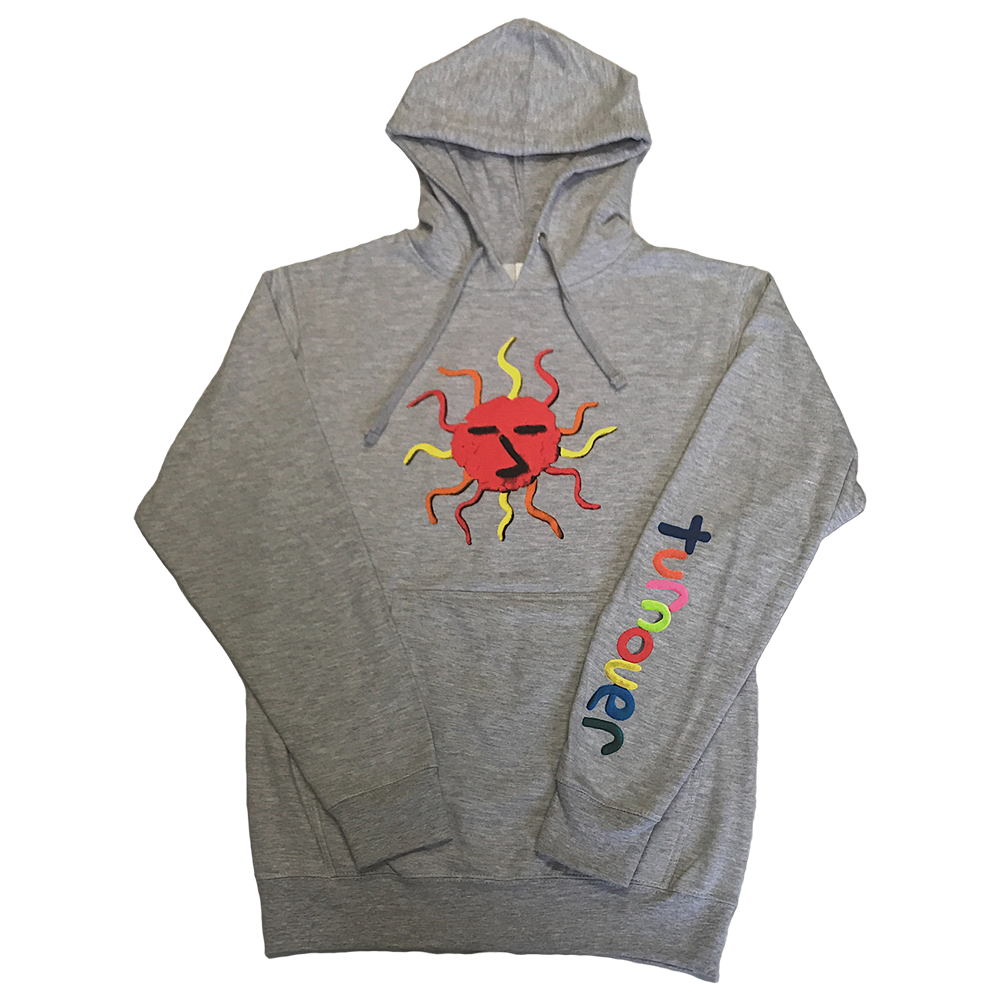 Search and Enjoy Hoodie