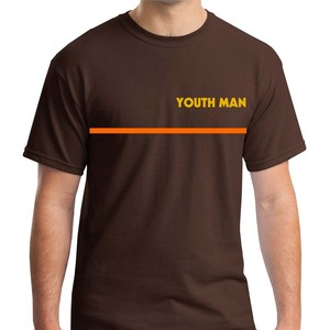 Youth Man – Five Songs Shirt