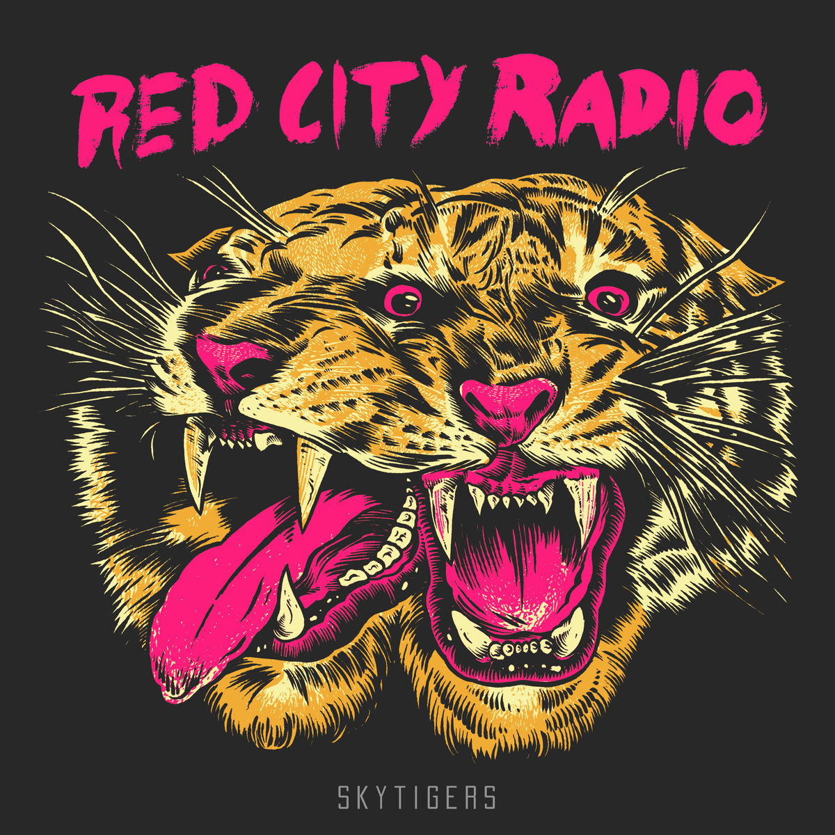 Red City Radio - Skytigers 12