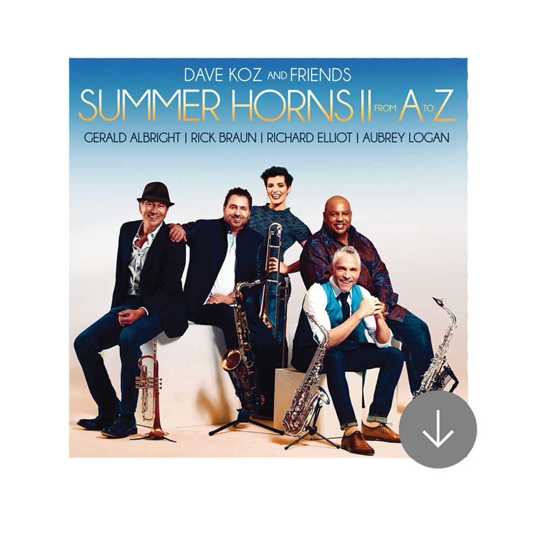 """Summer Horns II From  A To Z"" Digital Download"