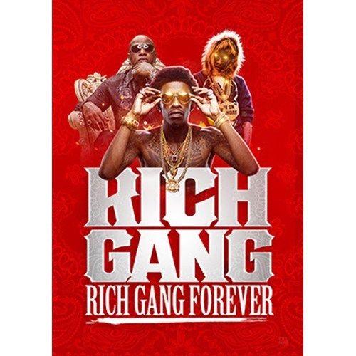 Rich Gang - Rich Gang Forever Video Mix DVD