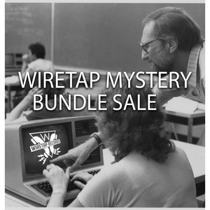 Wiretap Mystery Bundle Sale