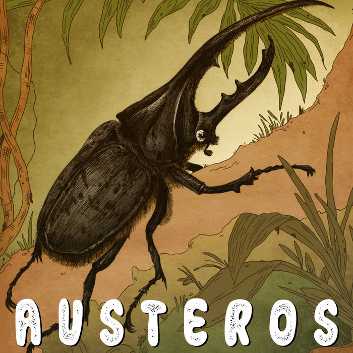 Austeros - s/t Tape