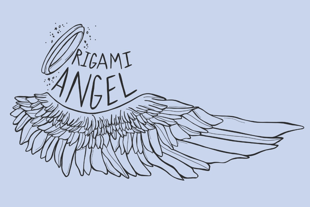 Origami Angel - Halo Shirt