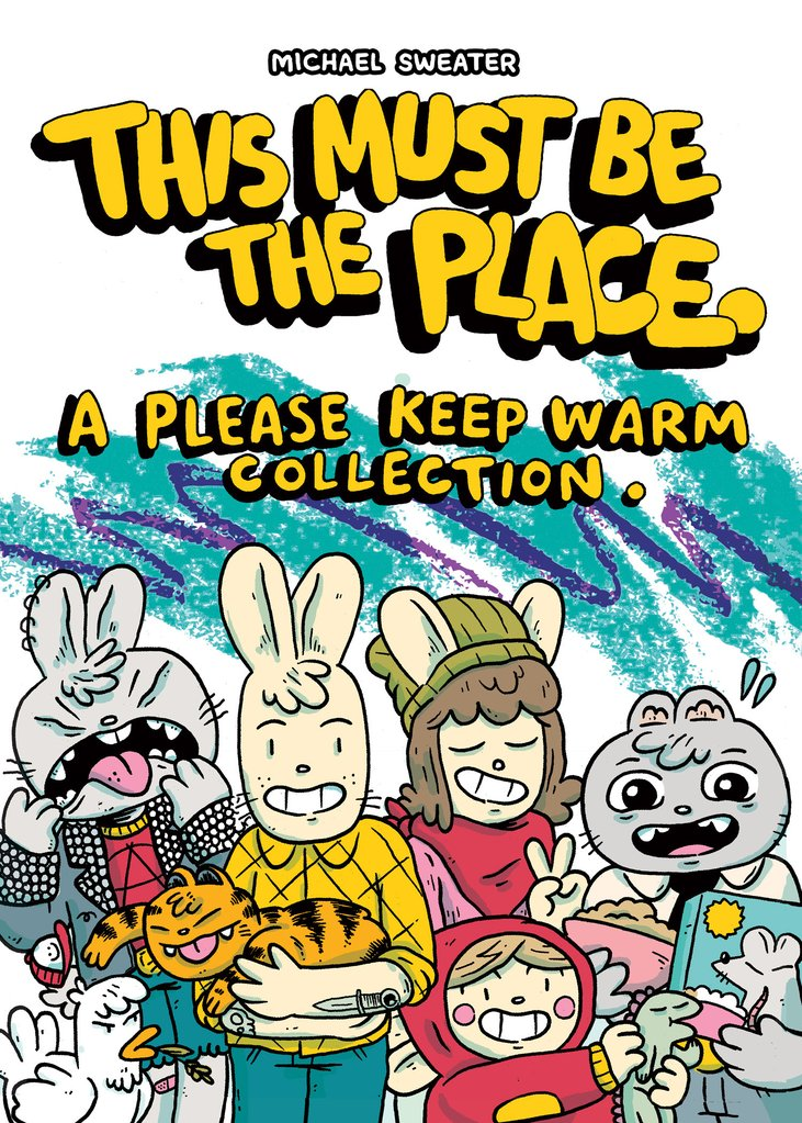 THIS MUST BE THE PLACE. a please keep warm collection - Michael Sweater