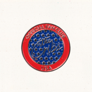 Official Fan Club USA Enamel Pin
