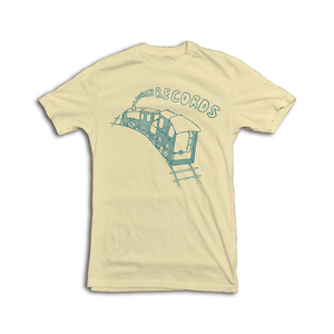Lauren Records - Train Shirt [$5 SALE]
