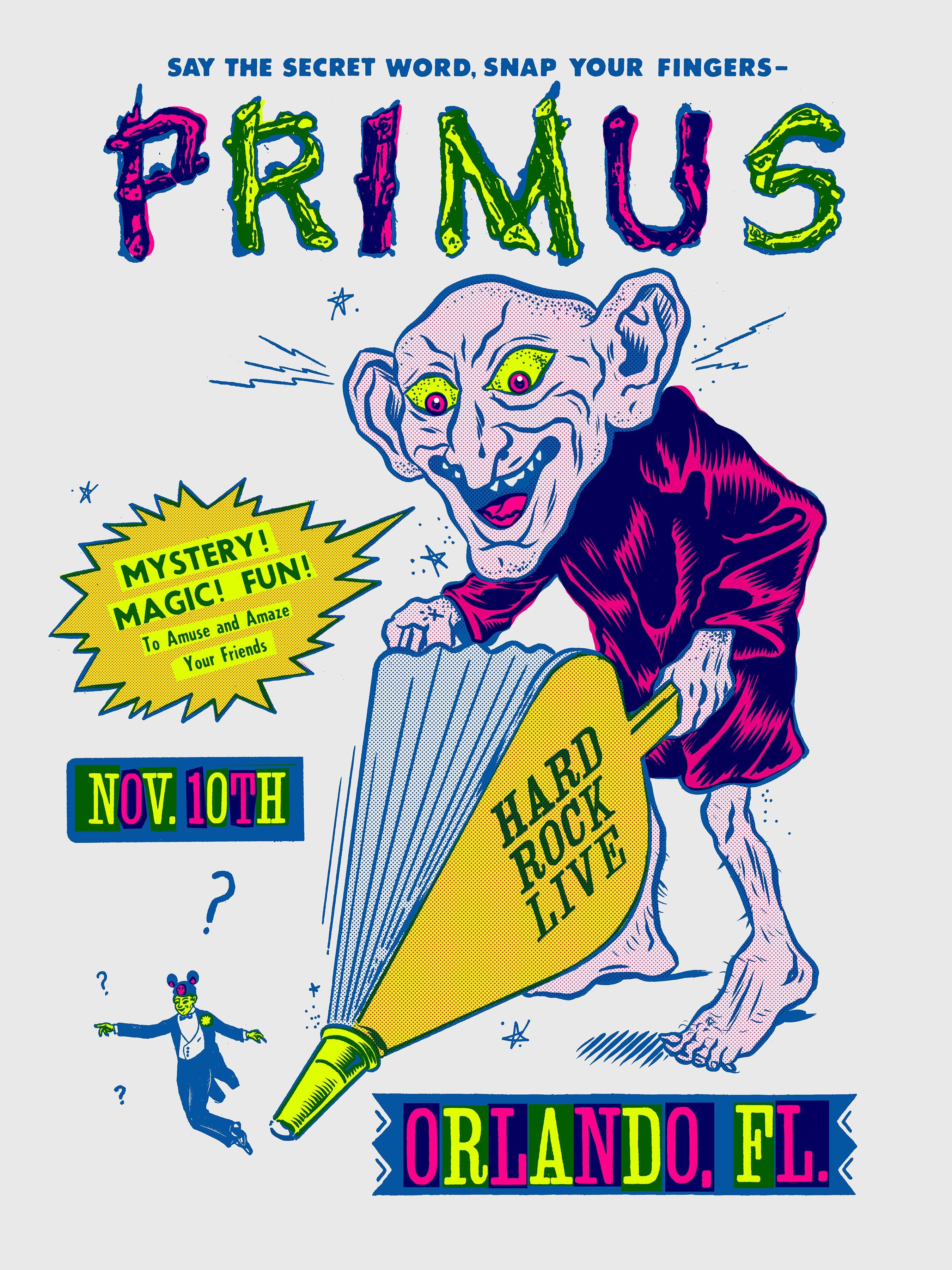 Primus - Orlando