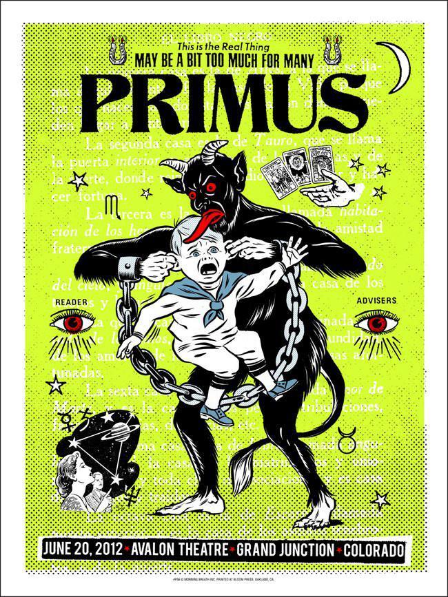 Primus - Colorado