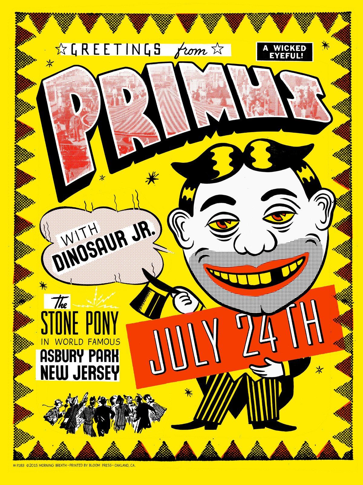 Primus–Asbury Park