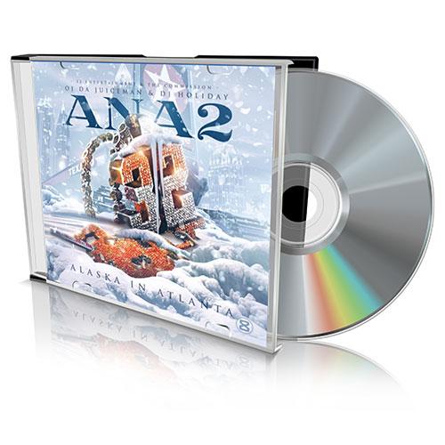 OJ Da Juiceman - ANA 2 (Alaska In Atlanta)