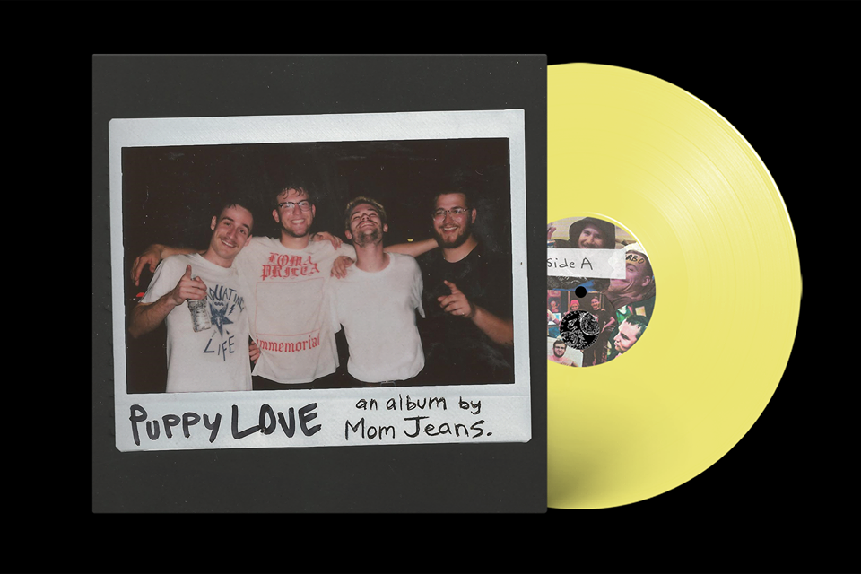 Mom Jeans- Puppy Love LP