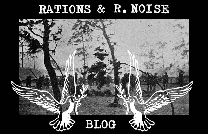 Rations and Rations Noise Blog