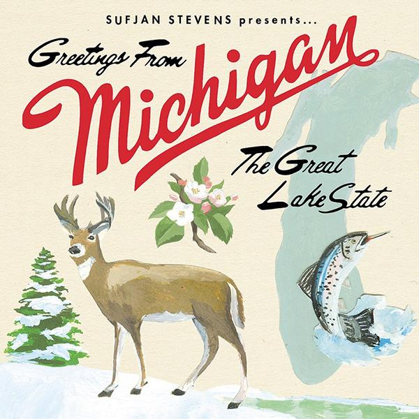 Sufjan Stevens - Michigan LP