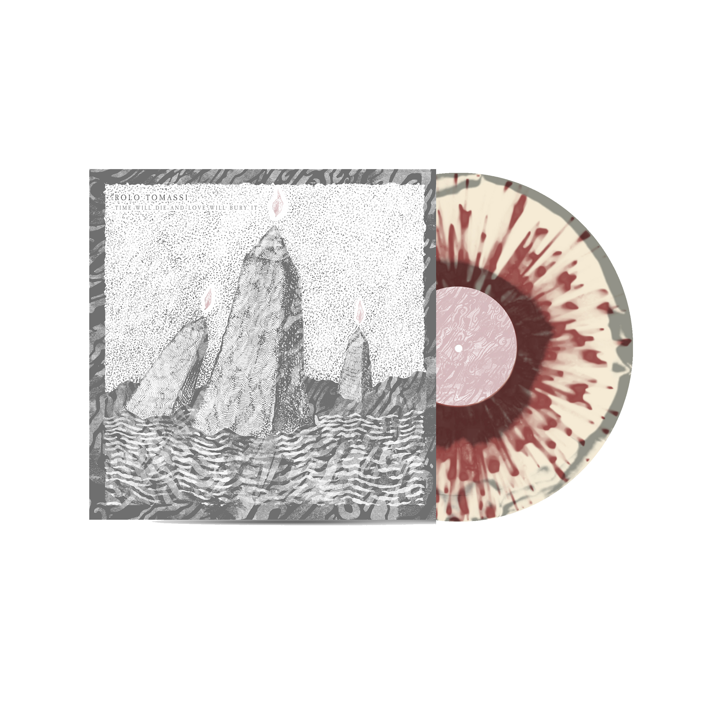 Rolo Tomassi - 'Time Will Die And Love Will Bury It'