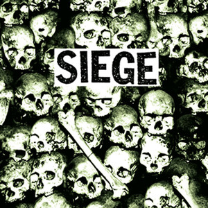 Siege - Drop Dead LP
