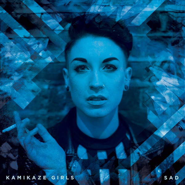REDUCED: Kamikaze Girls - SAD EP