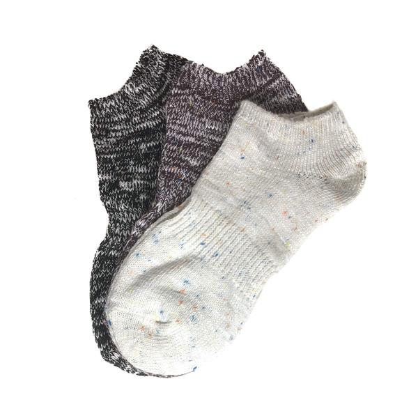 Confetti Socks 3-pack — $24