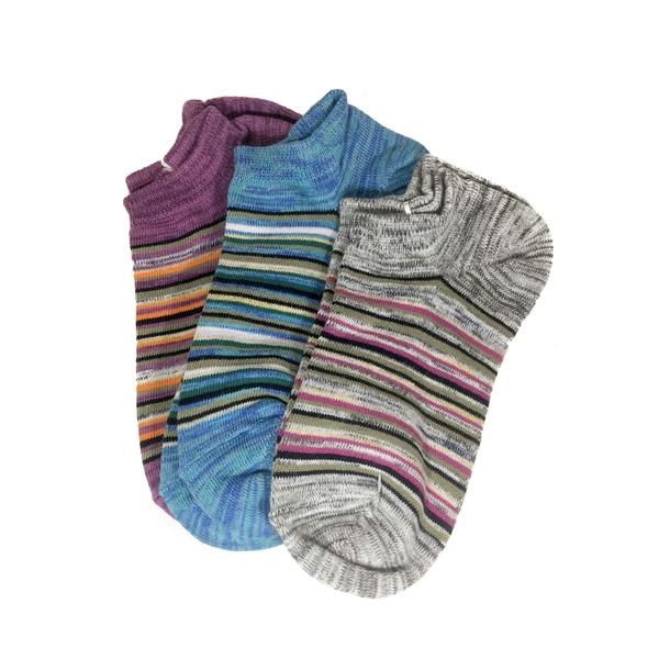 Space Stripe Socks 3-pack — $24