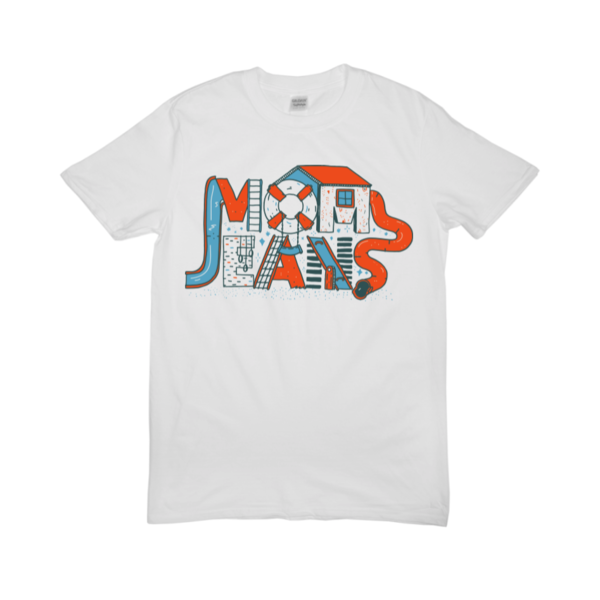 Mom Jeans Puppy Love T-Shirt