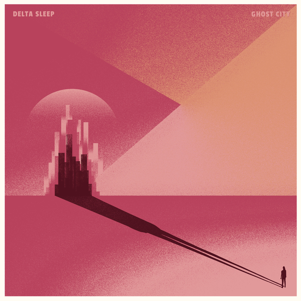 Delta Sleep – Ghost City LP/CD