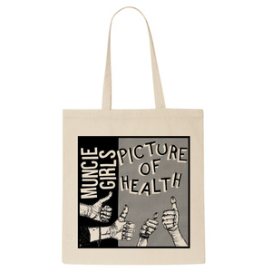 Muncie Girls 'Picture of Health' Tote Bag