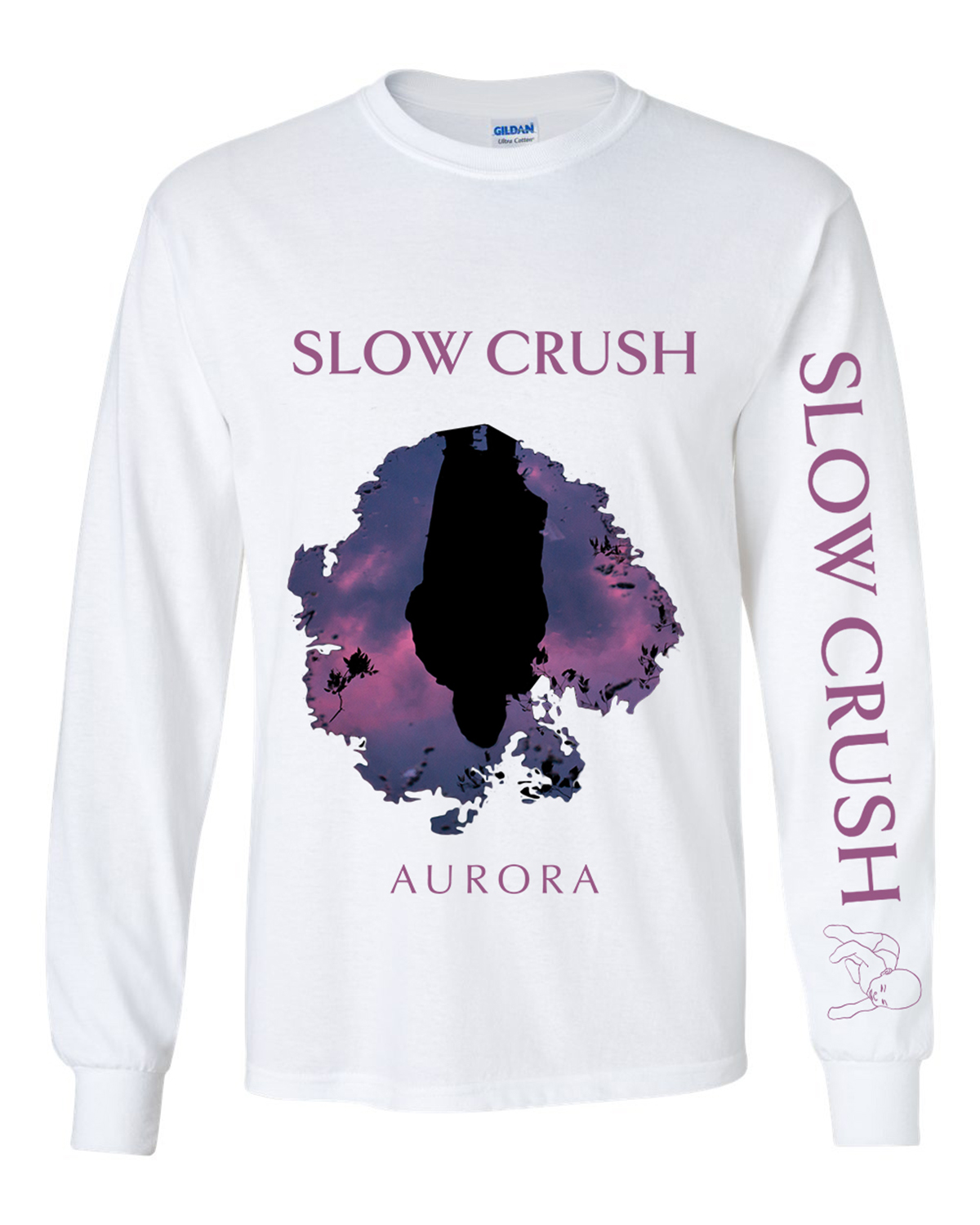Slow Crush - Aurora long sleeve