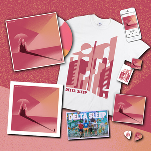 Delta Sleep – Ghost City – Mega Exclusive Bundle - PREORDER