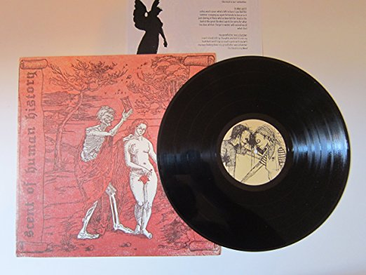 Memory as Perfection/Scent of Human History split lp