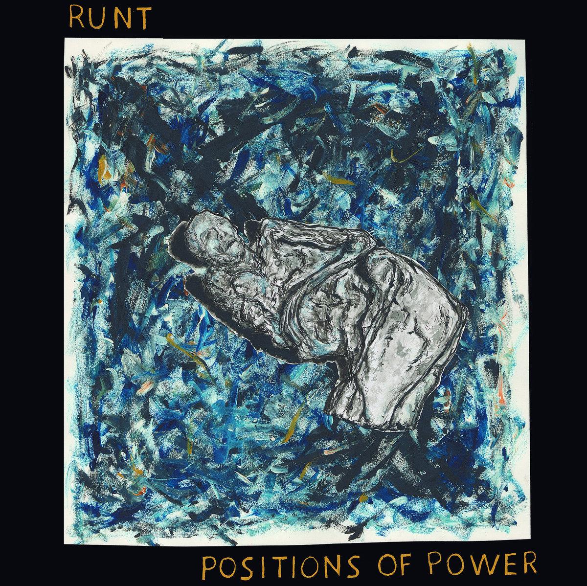 Runt - Positions Of Power LP