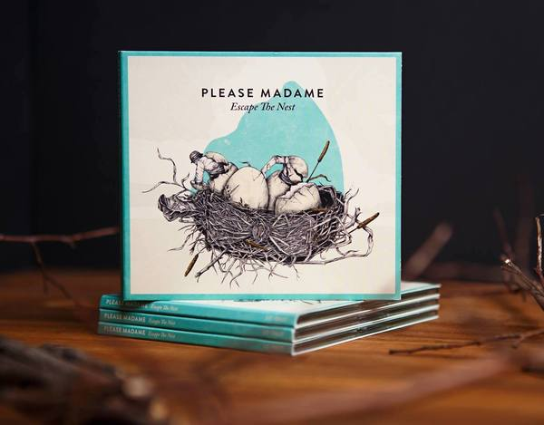 Escape The Nest (CD)