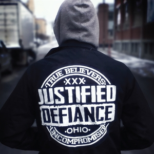 Justified Defiance-S/T
