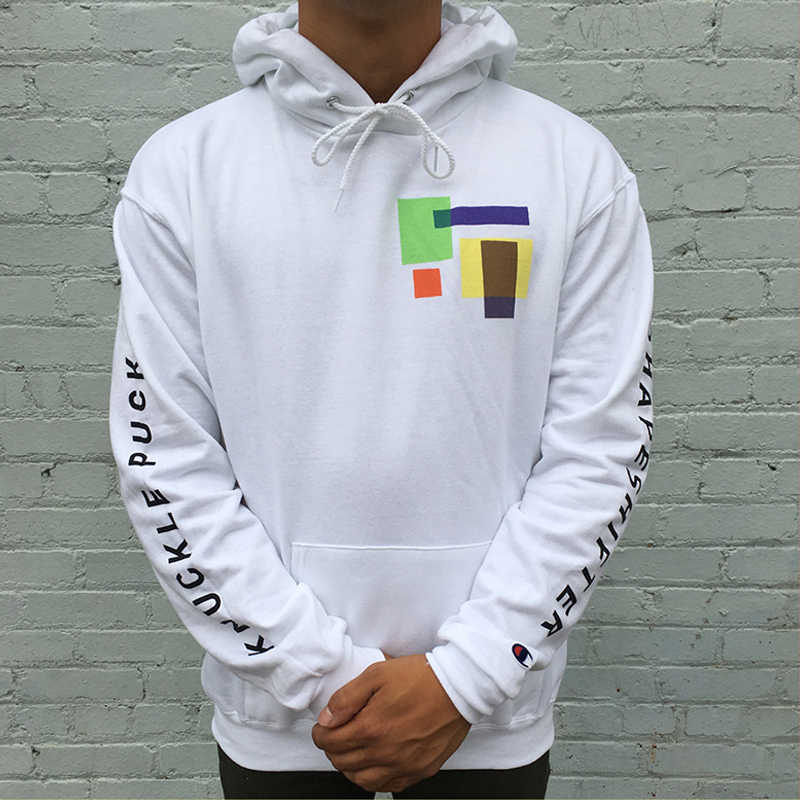 White Shapeshifter Hoodie