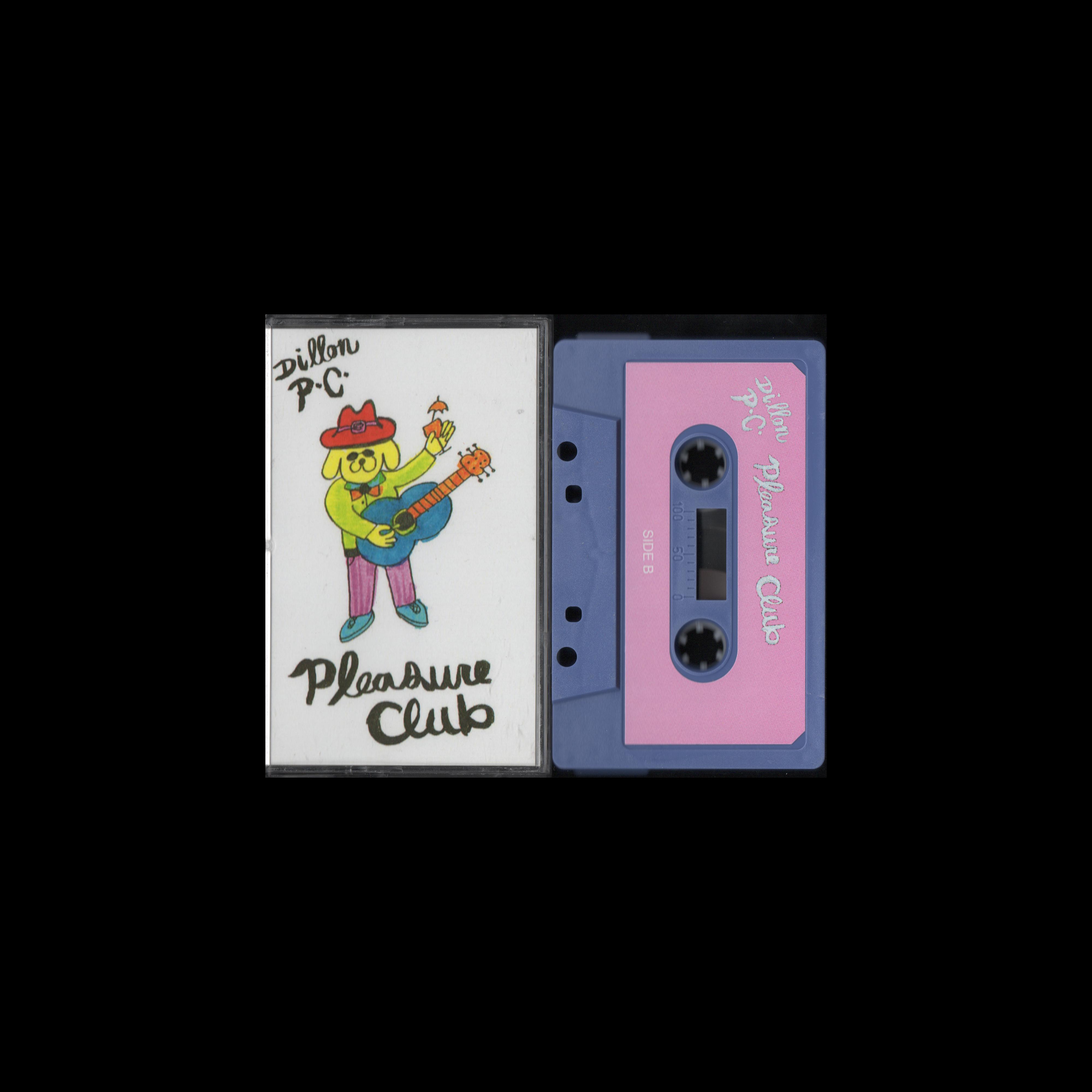Dillon PC - Pleasure Club (Spirit Goth Records)