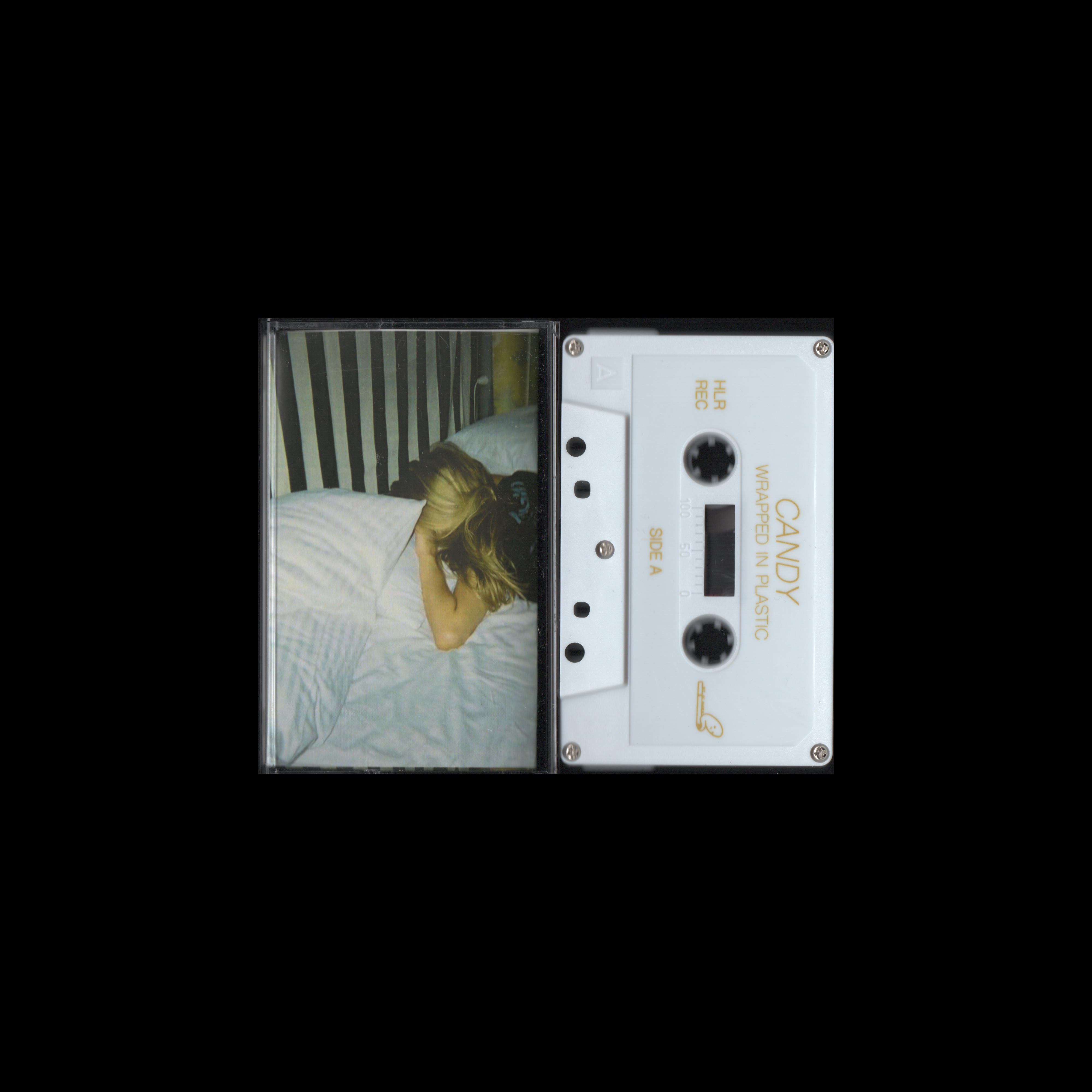 [Sold Out] Candy - Wrapped in Plastic (Out Of Breath Records / Hellur Records)