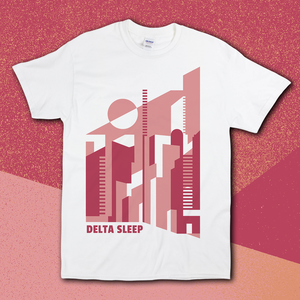 Delta Sleep Ghost City T-Shirt