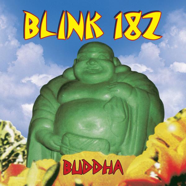 blink-182 - Buddha Cassette Tape