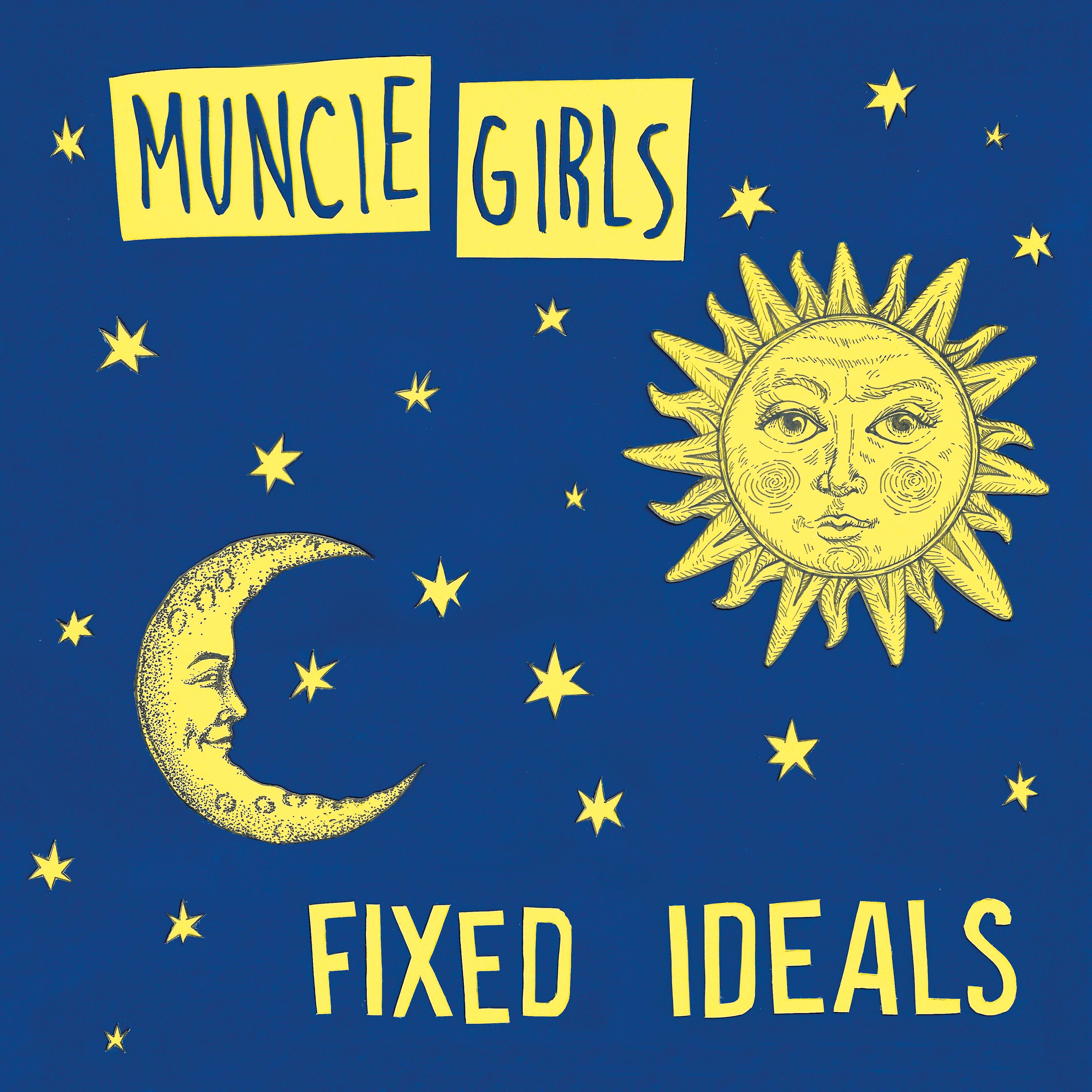 Muncie Girls - Fixed Ideals LP / CD / Tape