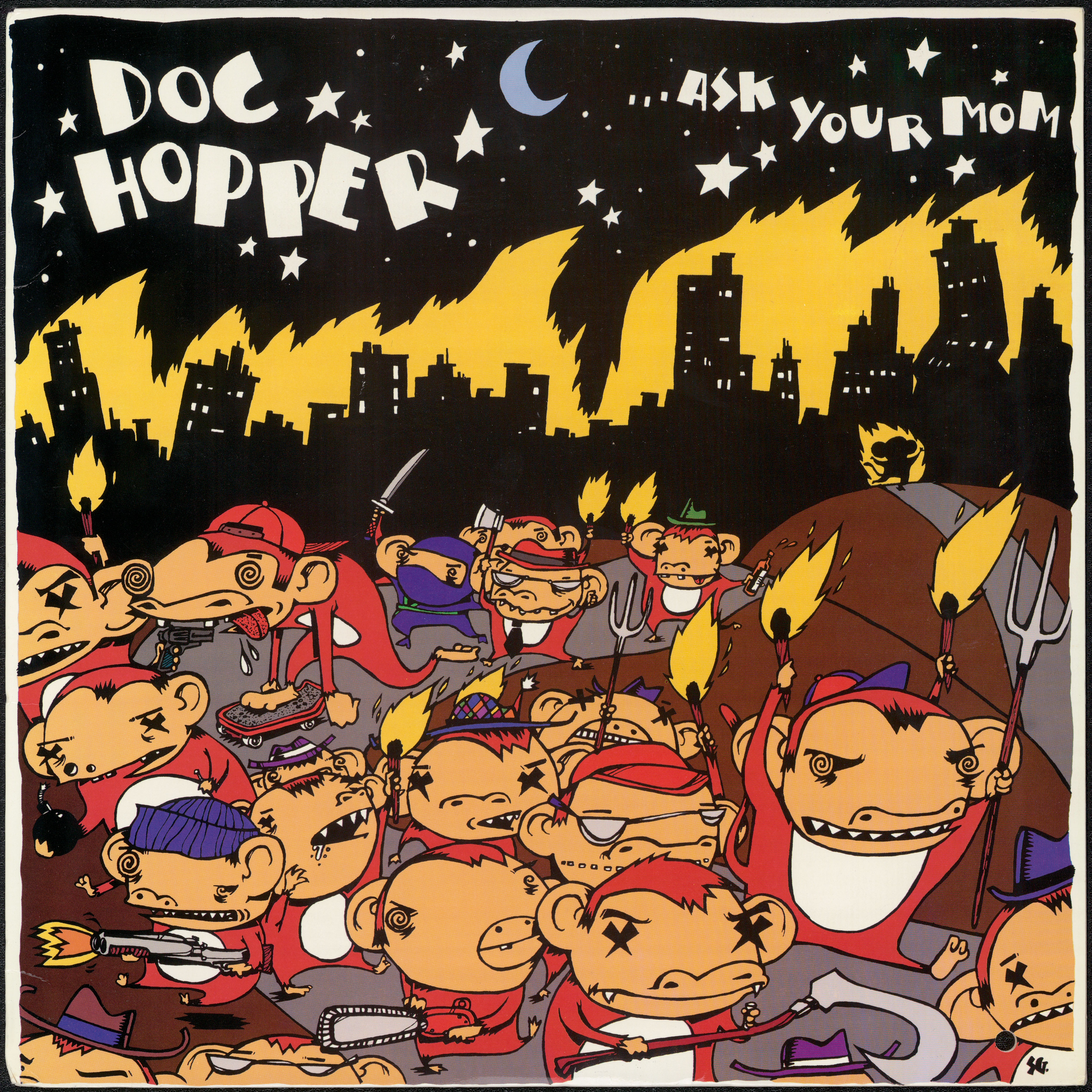 Doc Hopper - ...Ask Your Mom