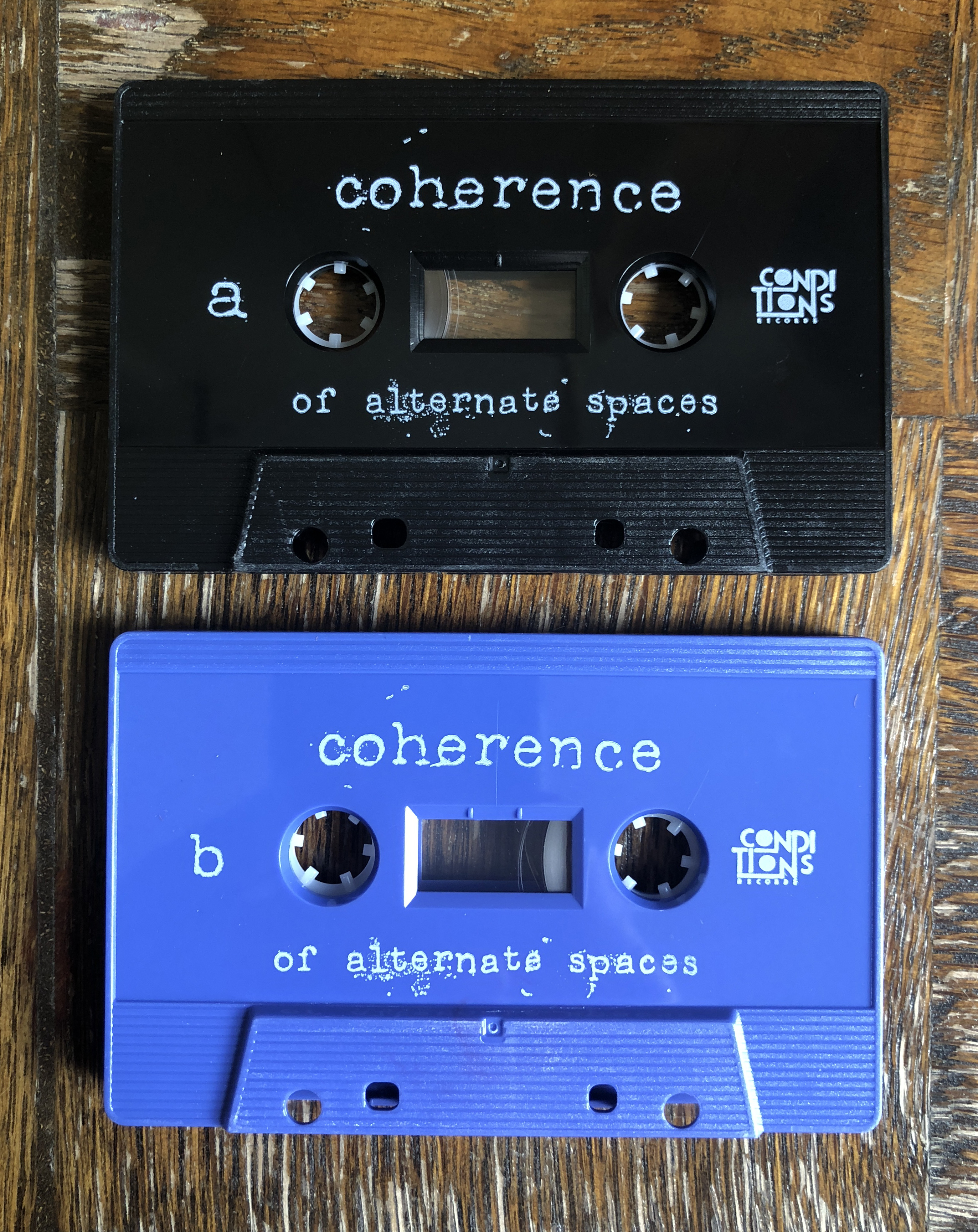 Coherence - Of Alternate Spaces CS