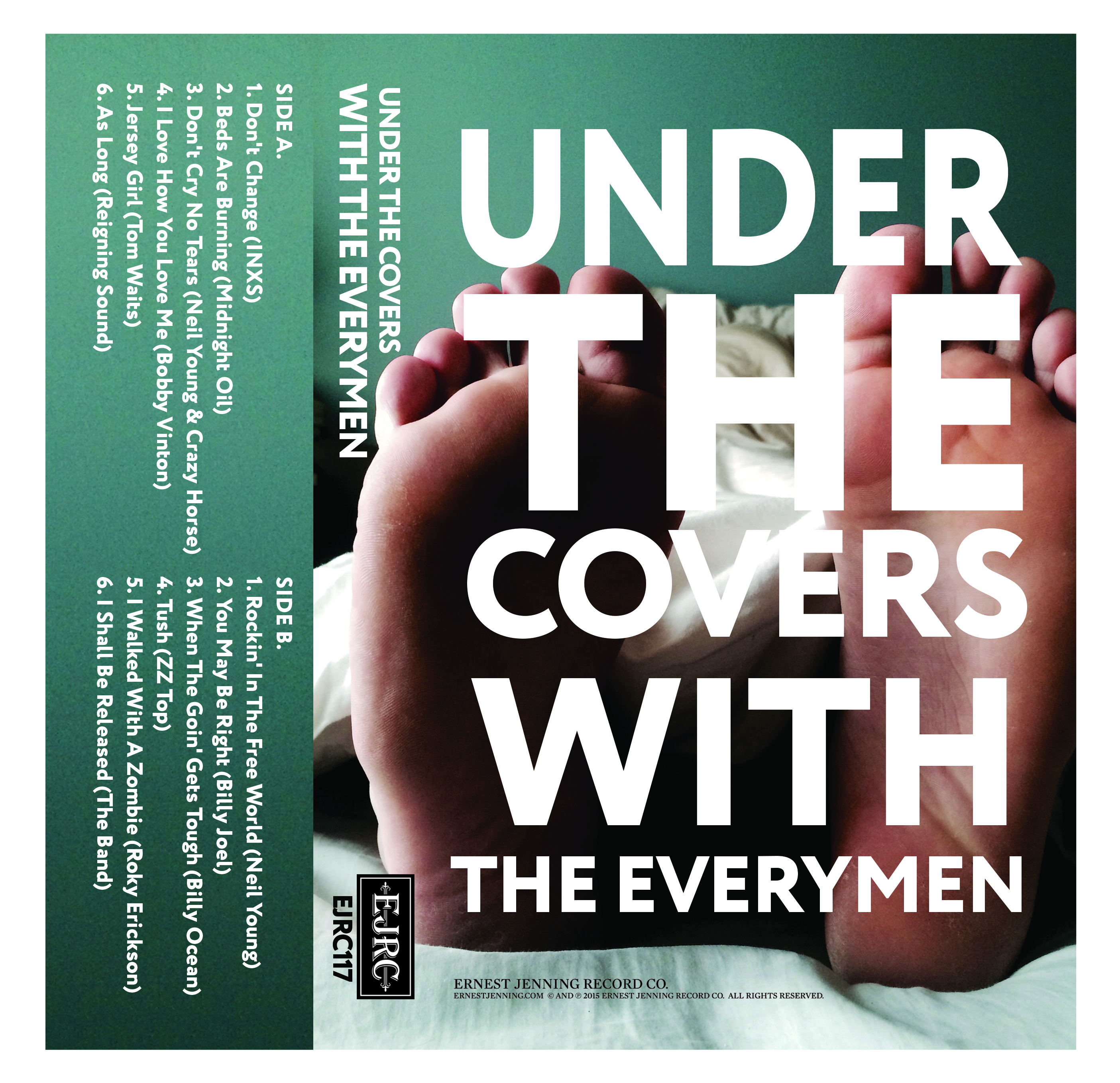 The Everymen -  Under The Covers With The Everymen
