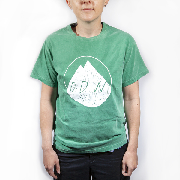 DDW Logo T-Shirt (Green)