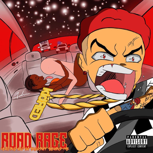 Kid Red - Road Rage