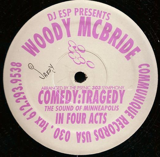 DJ ESP  Comedy:Tragedy (Communique Records)