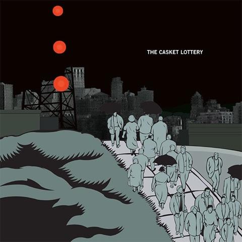 The Casket Lottery - Survival Is For Cowards LP
