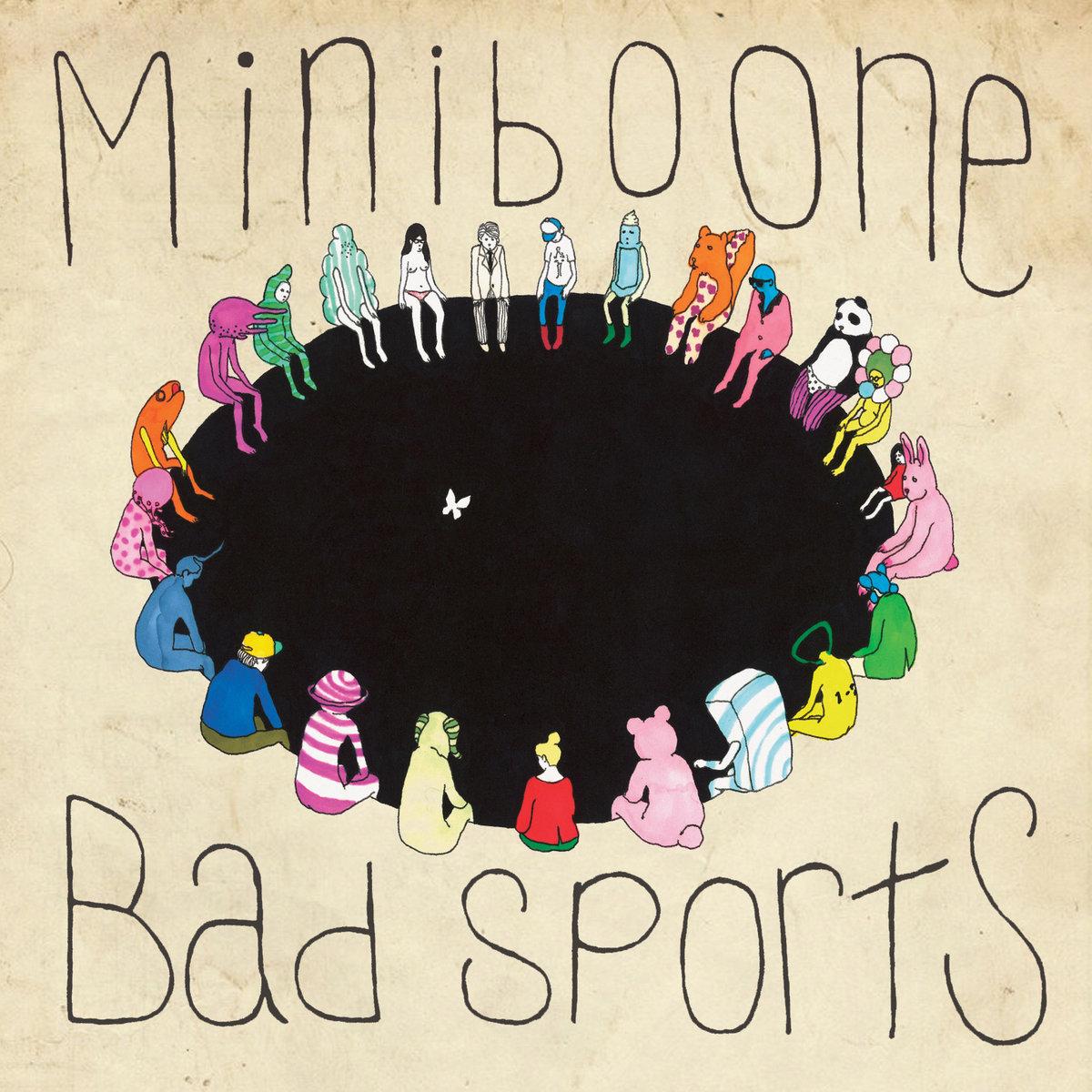 Miniboone - Bad Sports